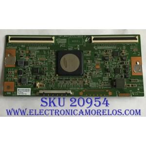 T-CON RCA / LJ94-40421A / 16Y _ BGU 13 TSTLTA 4V0.2 /  LMC550FF06 / PANEL LSD550BA01 / MODELO RTU5540-C