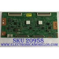 T-CON SONY / LJ94-40854M / 18Y_SHU11A2H2A4V0.0 / LMY550FF04-B / PANEL YD8F007DND01B / MODELO XBR-55X900F