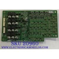 LED DRIVER SONY / LJ97-02930A / SSL460EL-S01 / PANEL LTY460HQ03 / MODELO KDL-46HX800