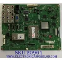 MAIN SAMSUNG / BN94-01666N / BN41-00972C / BN97-02044S / PANEL LTF460HC01 / MODELO LN46A650A1FXZA