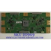 T-CON SONY / 6871L-4352A / 6870C-0598A / 4352A / PANEL V490QWME04 / MODELO XBR-49X800D
