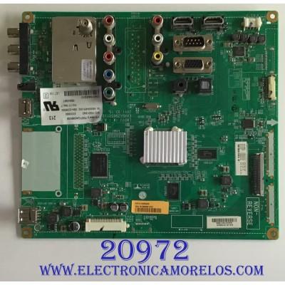 MAIN LG / EBT61525928 / EBU61376603 / EAX64290501(0) / PANEL LC320WXN(SC)(A2) / MODELO 32LK330-UB.CUSYLH