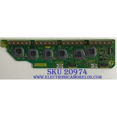 BUFFER PANASONIC / TNPA477 / TNPA4777 1 SD / PANEL MC106H30U12 / MODELOS TC-P42X1 / TH-42PH12U