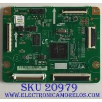MAIN LOGICA SAMSUNG / BN96-30188A / LJ41-10387A / LJ92-02038A / 038A / PANEL S51FH-YB05 / MODELO PN51F5300BFXZA TS02