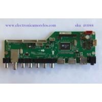 MAIN RCA / MK-RE01-140312 / LD.M3393.B / FGE01M3393LNA5-C6 / PANEL T320HVN05.2-12V