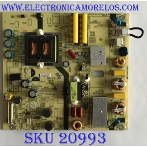 FUENTE DE PODER PROSCAN / PLDED5068A-E  / 1POF248373A / 303C5502066 / TV5502-ZC02-01 / 1010028982 / MODELOS PLDED5068A-E A1508 / PLDED5068A-E A1509