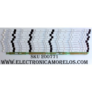 KIT DE LED PARA TV / VIZIO SVG600A26_Rev02_UHD_151215 / 1P-1157X00-10SA / 07200016441 / MODELO E60U-D3 LFTRURAS / PANEL S600DUA-1