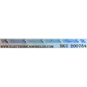 KIT DE LED PARA TV / VIZIO IC-A-VZAA32D755A/B / 98101003172 / 98101003173 / MODELO D32HN-E0 LAUSVMCT / PANEL LSC320AN10-H02