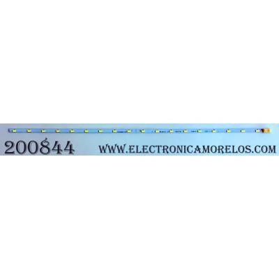 KIT DE LED PARA TV / SAMSUNG 6202B0005S301 / E88441 / 6202B0005S300 / MODELO LT24E31OND/ZA NA02 / LG 24LF4520-WU BUSQLPM / PANEL V236BJ1-LE2 REV.C7