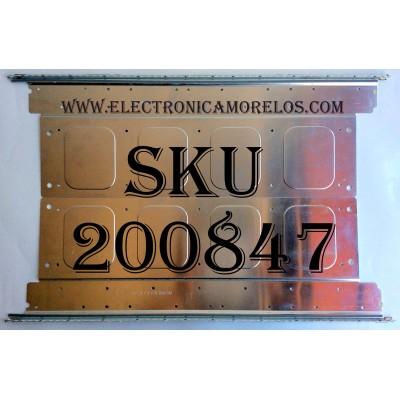 KIT DE LED PARA TV / TCL V500H1-LE6-TLEM2/V500H1-LE6-TREM2 / V500H1-LE6-TLEM2 / V500H1-LE6-TREM2 / MODELO LE50UHDE5691TBAA