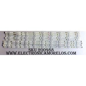 KIT DE LED PARA TV / VIZIO LB70006 V1_01 / LB70006 V0_01 / MODELO E70-E3