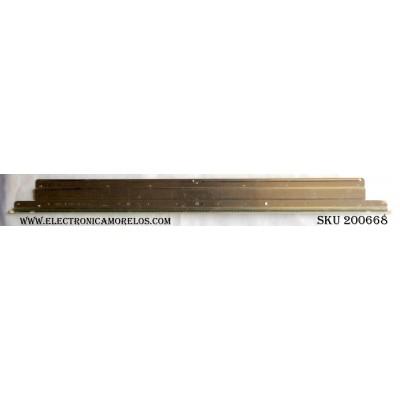 LED PARA TV / LG 6916L2318A / 6916L2319A / 6916L-2318A / 6916L-2319A / 55¨ V15.5 ART3 UD REV:1.1 L-Type / 55¨ V15.5 ART3 UD REV:1.1 R-Type / 6922L-0159A / PANEL LC550EGE(FH)(M1) / MODELO 55UF6450-UA BAUSYLJR