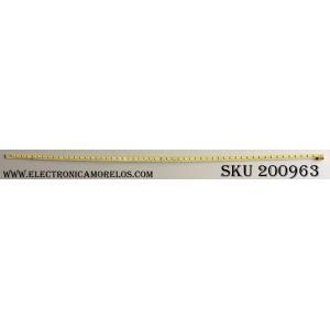 LED PARA TV (1 PIEZA) / LG (¡¡NOTA IMPORTANTE ((INCOMPLETO)) KIT CONSTA DE 2 PIEZAS¡¡) / 42¨ V6 Edge FHD-3 REV:1.0 R-Type / AG1127 / PANEL LC420EUN(RD)(V1) / MODELO 42LV3520-UJ.CWMYLH
