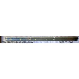 KIT DE LED PARA TV / SHARP 2015SSP70_7030_54_3C_REV1.0_LM41-00090T / SAMSUNG_2015SSP70_7030_54_3C_REV1.0_LM41-00090T / MODELO LC-70C6600U / PANEL JE695D3HC502