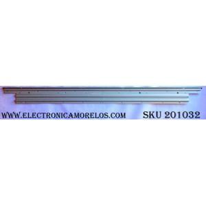 KIT DE LED PARA TV / LG 7020PKG / 144EA V06 140725 / 60LF63 / MAK63227201(0) / MODELO 60LF6300-UA.BUSMLJR / PANEL NC600EUF-VSCN1