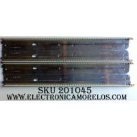 KIT DE LED´S PARA TV (4 PIEZAS) / VIZIO 3660L-0345A / 37 inch Rev:0.6 54EA Type-B / 37 inch Rev:0.6 54EA Type-A / PANEL LC370EUG(SC)(R1) / MODELO M370NV LAQKGWAL