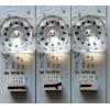 KIT DE LED´S PARA TV (3 PIEZAS) / TCL 006-P1K3532A / TOT_43D2900_3X8_3030C_d6t-2d1_4S1PX2 REV:V2  / YHB-4C-LB4308-YH05J / 241216-bS7XF9-01374 / PANEL LVF430C50T E7 / MODELO 43S303