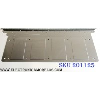 LED PARA TV / QUASAR 075877 N31A32M0 B / V500H1-LS5-TLEM4 / V500H1-LS5-TREM4 / PANEL V500HJ1-LE1 REV.C1 / MODELO SQ5000Q