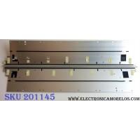 KIT DE LED`S PARA TV (2 PIEZAS) / VIZIO 5527ZZDD21CC / GA0397 2 / LG Innotek 70inch 7030PKG 52EA B-TYPE Rev0.3 130123 / LG Innotek 70inch 7030PKG 52EA A-TYPE Rev0.3 130123 / PANEL JE695D3LB3N / MODELOS M701d-A3R