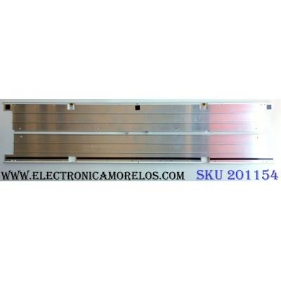 KIT DE LED`S PARA TV (2 PIEZAS) / SONY 61.P2E05G001 / 61.P2E04G001 / 14123N / 14123D / MODELO XBR-55X900B