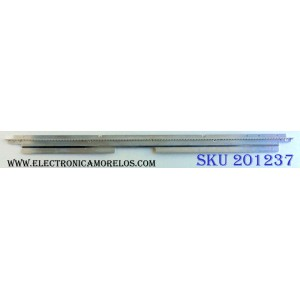 LED PARA TV / WESTINGHOUSE STD400A39-4_A_REV4.0_50_110428 / STD400A39-4_B_REV4.0_50_110428 / L.14.16400Y030(LEFT) / L.14.16400Y040(RIGHT) / TW-63601-5040G / T400D3-HA24-L01 (VER.C1) / MODELO LD-4070Z