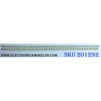 KIT DE LED´S PARA TV (2 PIEZAS) / WESTINGHOUSE TV-31.5-R REV:C / MODELO LD-3260 TW-6311-U032