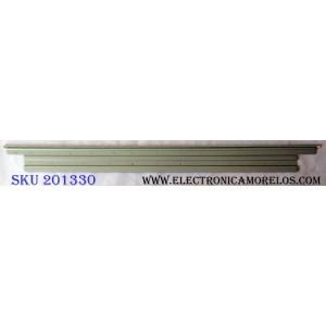 LED PARA TV / LG 6916L-2064A / 6916L-2065A / 6916L2064A / 6916L2065A / 65¨ V15 ART3 FHD REV 0.8  6 L-Type / 65¨ V15 ART3 FHD REV 0.8  6 R-Type / PANEL LC650EUF (FH)(M1) / MODELOS 65LF6300-UA / 65LF6350-UA BUSYLJR / 65LX540S-UA BUSYLJR