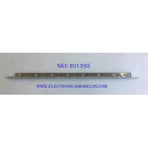 KIT DE LED´S PARA TV (INCOMPLETO)/ LG BN64-01664A / 2011SVS55_6.5K_V2_1CH_PV_LEFT100 / PANEL LTJ550HJ05-C / MODELOS UN55D6000SFXZA H302 / UN55D6000S / UN55D6000 / UN55D6050 / UN55D6300 / ((KIT INCOMPLETO 1 PIEZA))