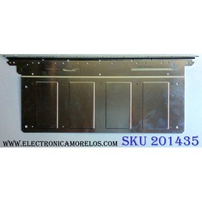 LED PARA TV / PANASONIC V500H1-LS5-TREM4 / V500H1-LS5-TLEM4 / 120830 C1 / 075877N31A28Y02 / E88441 / PANEL V500HJ1-LE2 REV.C1 / MODELO TC-L50EM5