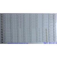 KIT DE LED´S PARA TV ( 12 PIEZAS) SAMSUNG BN96-33495A / BN96-33496A / SAMSUNG_2014SVS65_CURVED_3228_R09_REV1.0 / SAMSUNG_2014SVS65_CURVED_3228_L09_REV1.0 / 33495A / 33496A / LM41-00093A / LM41-00091Y / PANEL CY-VH065FGLV2H / MODELO UN65HU7250FXZA UH02