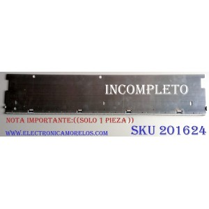 LED PARA TV ((NOTA IMPORTANTE:SOLO 1 PIEZA)) / (INCOMPLETO) / SONY 4-580-375-01 / CH#1 / 160115D R / L216STW-BOARD  / SFG 65 L209334A 6050210 P-MOD 65 / L209334A / 6050210 / P-MOD 65 / PANEL YD6S650STN01 / MODELO XBR-65X930D
