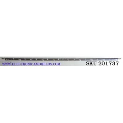 LED PARA TV / SAMSUNG 109-216-18(23) / 2011SVS46_5K6K_H1B_1CH_PV_RIGHT72 / PANEL LD460CGC-C3 / MODELOS UN46D6000 / UN46D6000SFXZA CN03