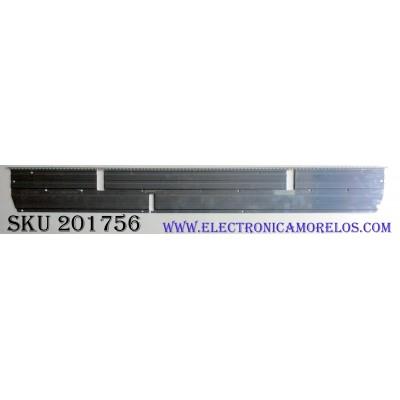 LED PARA TV / SONY 74.43T07.001-5-DX1 / PANEL T430QVF01.0 / MODELO XBR-43X800D