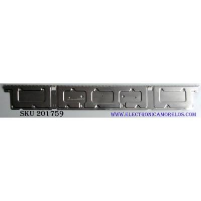 LED PARA TV / SAMSUNG BN61-15482A / PANEL CY-NN043HGAV2H / MODELOS UN43NU7100F / UN43NU7100FXZA AA01