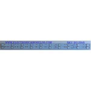 KIT DE LED'S PARA TV (2 PIEZAS) / ROHS / CB10PGHBYZF8B / KB-FR-4 LE-600 / PANEL CN32HA521 / MODELO X32