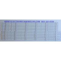 KIT DE LED'S PARA TV / VIZIO / SVG700A09_REV07_6WIC0P_R_151022 / SD70D / L1116 / PANEL 5700DHA-2 VIZIO / MODELO D70-D3