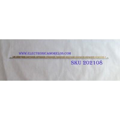 LED PARA TV (1 PIEZA) / BN64-01639A / JVG4-400SMB / JVG4-400SMA / 2011SVS40-FHD-5K6K-RIGHT / 2011SVS40-FHD-5K6K-LEFT / D010308A0 / PANEL LTJ400HF01-J / MODELO UN40D600SFXZA