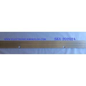 "LED PARA TV (1 PIEZA) / LG / 6922L-0226A / 6916L2843A / 6916L2842A / 75"" V17 ART3 2842REV 0.3 6 A-TYPE / PANEL LC750EGE(FK)(M1) / MODELO 75UJ6470"