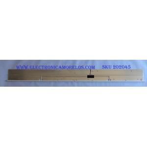 LED PARA TV (1 PIEZA) / SONY / 75.P3C08G001 / YLS_HRN55_7020_REV2 / PANEL SYV5541 / MODELO XBR-55X850C / ((1.21M X 11CM))