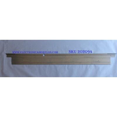 LED PARA TV (1 PIEZA) / LG / EAV64232301 / MAK63887901 / DJH21J / MODELO 70UJ65 / 1.55 M X 16CM /