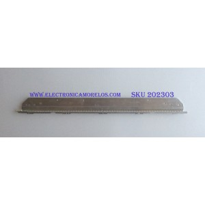 "LED PARA TV  / TOSHIBA / 3660L-0374A / 42"" V6 EDGE FHD-1 REV1.0 1 L-TYPE / 42"" V6 EDGE FHD-1 REV1.0 1 R-TYPE / PANEL LC420EUD(SD)(F2) / MODELO 42TL515U / 55 CM / NOTA IMPORTANTE : KIT CUENTA ORIGINALMENTE 2 PIEZAS ((INCOMPLETO 1 PIEZAS))"