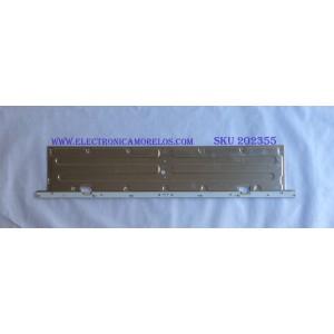 LED PARA TV (1 PIEZA) / SAMSUNG / BN96-44940A / BN96-44941A / 44940A / 44941A / BN61-14677A / PANEL CY-QM049HLLV1H / MODELOS QN49Q6FAMFXZA FA01 / QN49Q6FAMFXZC / 1.06 M X 22 CM /