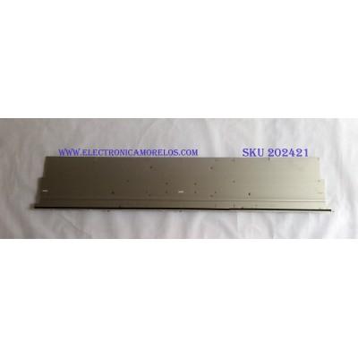 LED PARA TV (1 PIEZA)  / SONY / 60INCH 7030PKG 68EA / MODELO KDL-60R550A / 1.34 M X 25 CM /