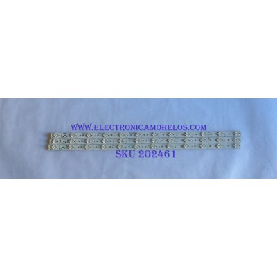 KIT DE LED'S PARA TV / HAIER / D3362923WCA / D3372924WCA / D3362923WCA / E227809C / HXF-S 94V-0 /  MODELO LE32H320D