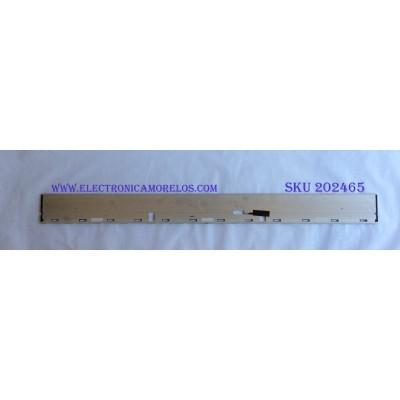 LED PRA TV (1 PIEZA) / SONY / 733.0260D.0001R01 / STO650A57_60LED_R_REV03_161114 / PANEL V650QWSE01 / MODELO KD-65XE7096 / 1.43 M X 13 CM /