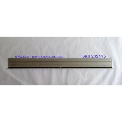 LED PARA TV ( 1 PIEZA ) / SONY / 3061401-138-0751 / NLAC40225L / NLAC40225R / 6922L-0066A 401 / PANEL LC550EUF (FF)(P2) / MODELO KDL-55W8100A