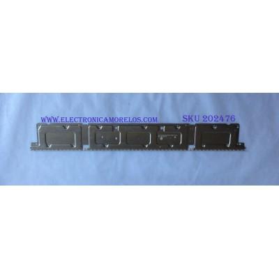 """LED PARA TV ( 1 PIEZA ) / SAMSUNG / 15954A / V8N1-430SM0-R0  180226 / BN61-15482A / MODELO 43"""" / 93 CM /"""