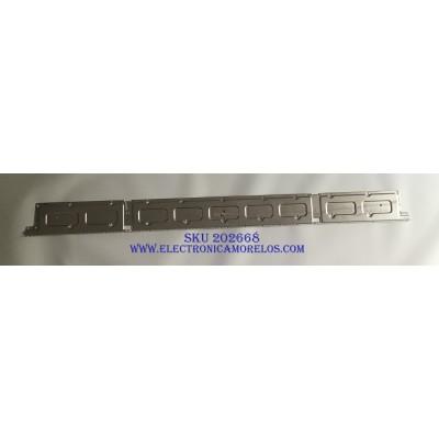 LED PARA TV SAMSUNG (1 PIEZA) / BN96-46032A / LM41-00572A / L1_NU7.4/7.5_F5_CEM_S54(1)_R1.3_51C_100 / BN61-15486A / PANEL CY-NN065HGLV1H / MODELOS NU65NU740DF/UE65NU7500UXCE/UE65NU7675UXXC / MAS MODELOS EN DESCRIPCION