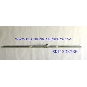 LED PARA TV SAMSUNG (1 PIEZA) / SLED 2010SVS40_60HZ_62 / 2010SVS40_60HZ_62 / PANEL LTF400HM02 / MODELO UN40C5000QFXZA / 91 CM /