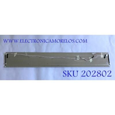 LED PARA TV CHANGHONG / (1 PIEZA) / LBM490M1006-B-2 / LBM490M1006-B-2(HF)(0)(R) / LBM490M1006-B-2(HF)(0)(L) / PANEL C490U13-E1-L / MODELO UD49YC5500UA / 1.05 M X 15 CM /
